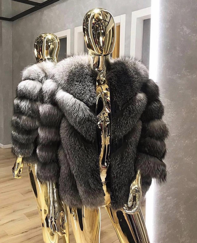 DIDEMΛYDIN Silver - Frost Fur