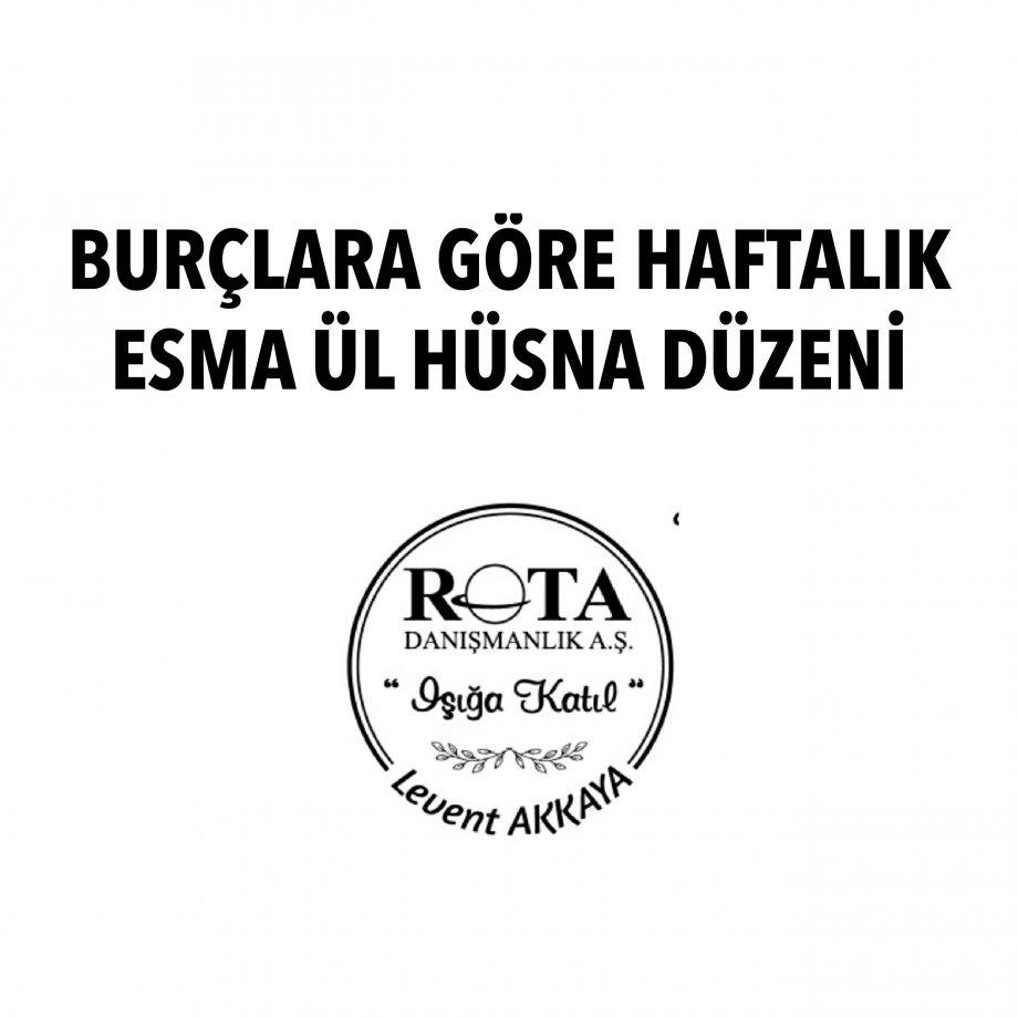 Burçlara Göre Haftalık Esma Ül Hüsna Desteği (15.04.2019 - 21.04.2019)
