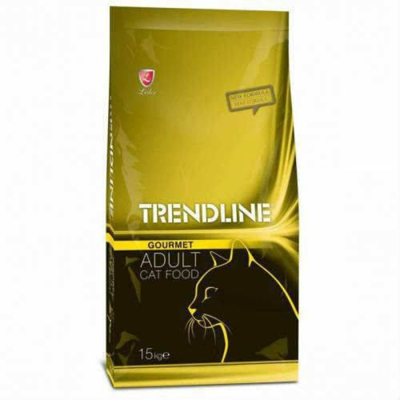 Trendline Gourmet Kedi Maması 15 Kg