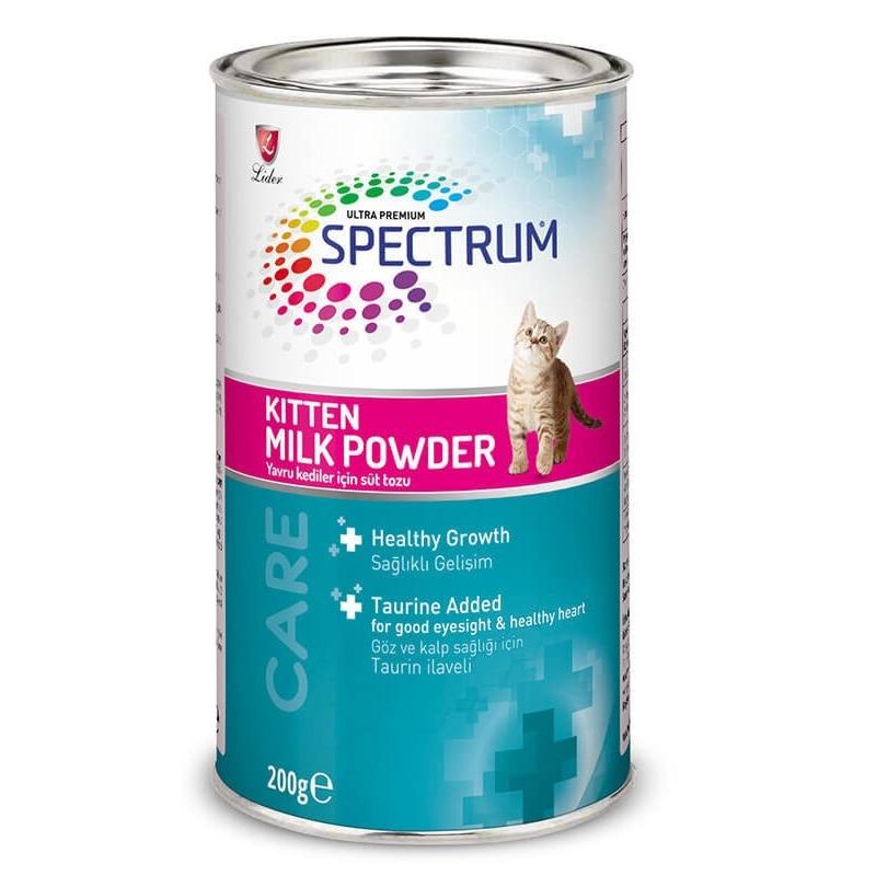 Spectrum Yavru Kediler İçin Süt Tozu Besin Takviyesi 200 Gr
