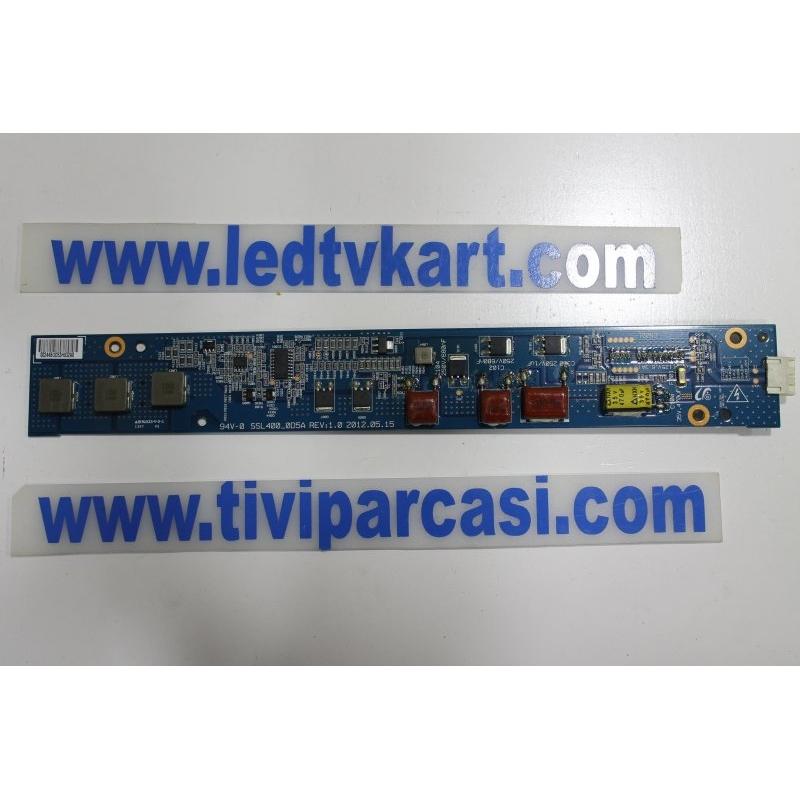 Samsung SSL400_0D5A REV1.0  -LTA400HM23 - Lcd Led Driver