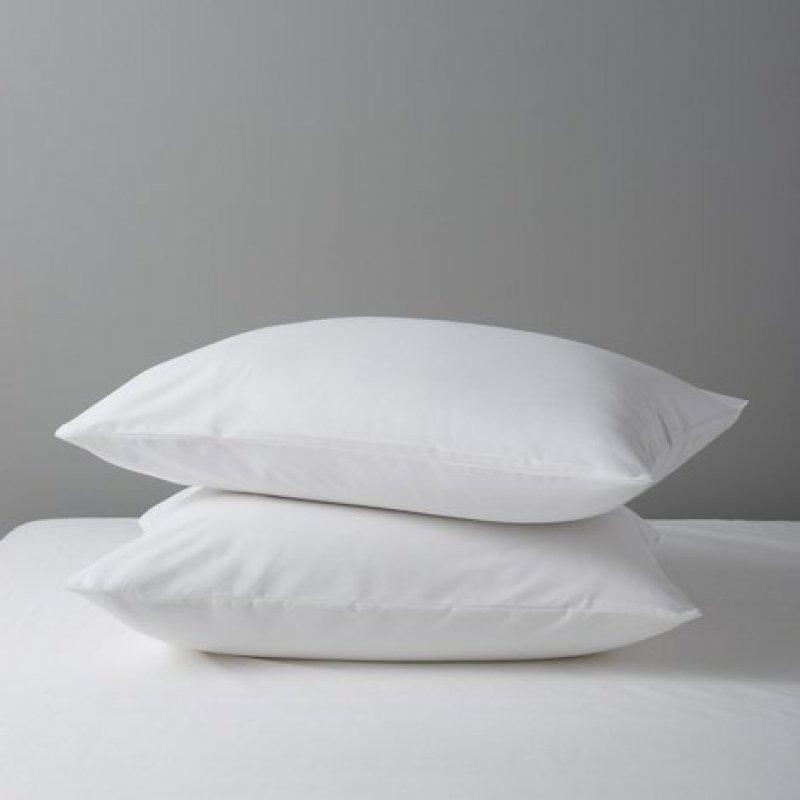 Yastık Kılıfı 50 x 70 cm 83 Tel Pamuk Saten