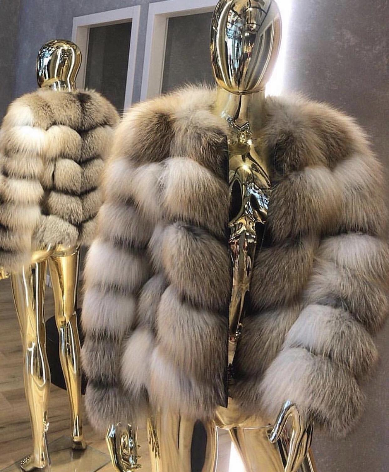 DIDEMΛYDIN Gold - Frost Fur