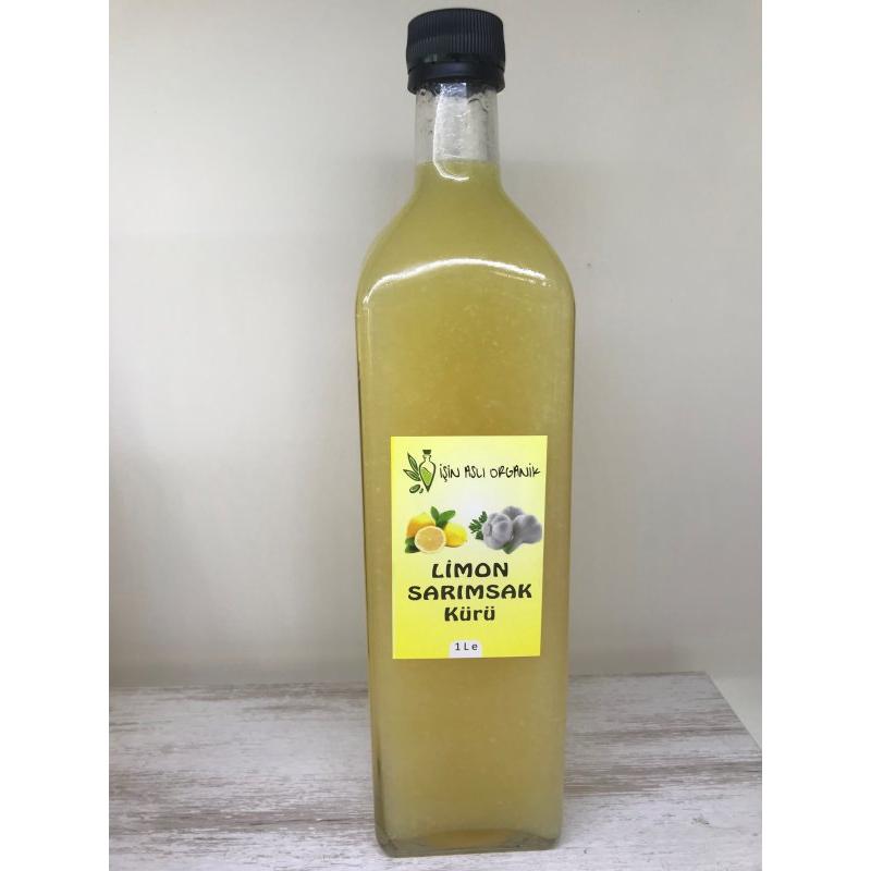 Limon Sarımsak Kürü