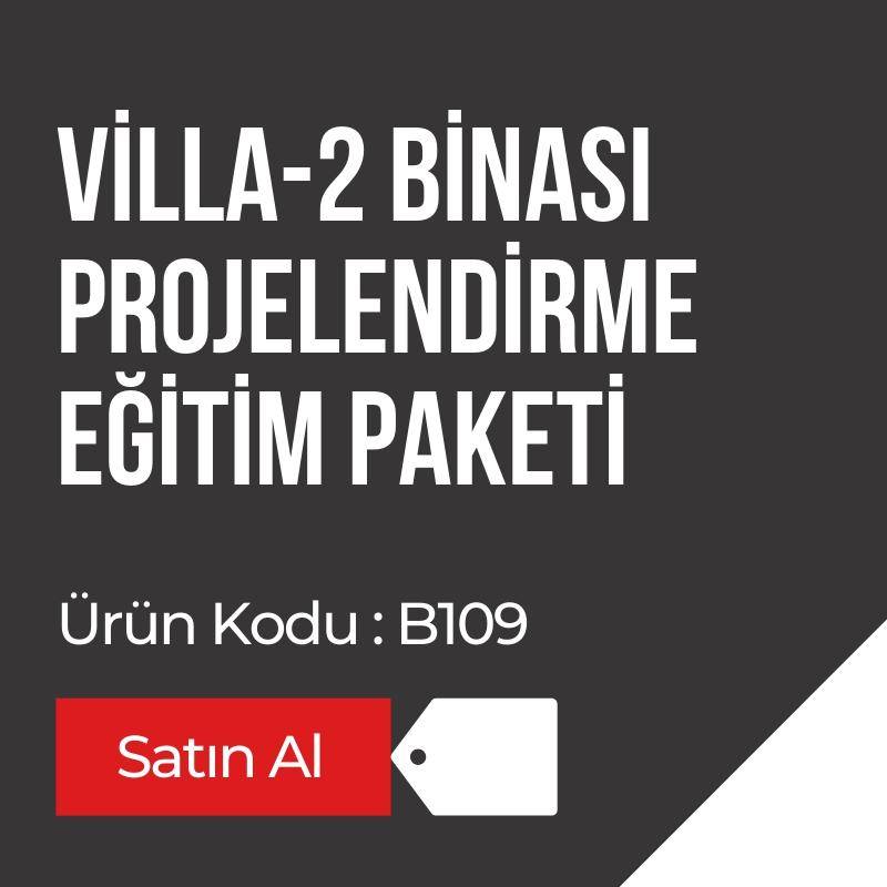 Villa-2 Binası Eğitim Paketi