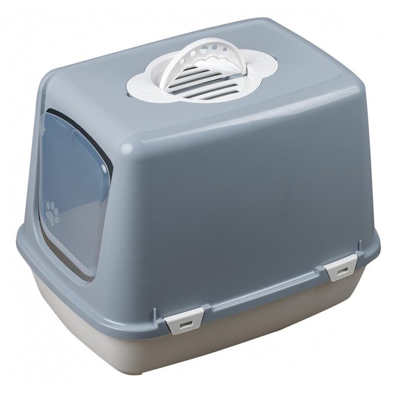 Çınar Kapalı Kedi Tuvaleti + Kürek + Filtre