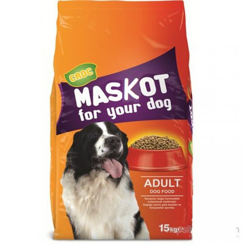 Mascot Biftekli Yetişkin Köpek Maması 15 Kg