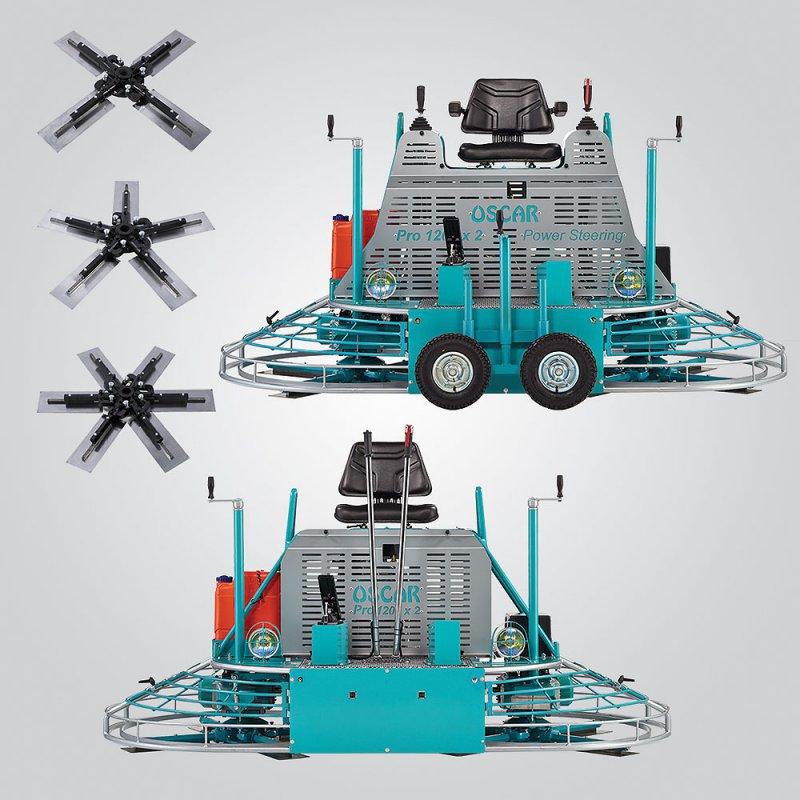 PRO1200X2 Çiftli Perdah Makinesi