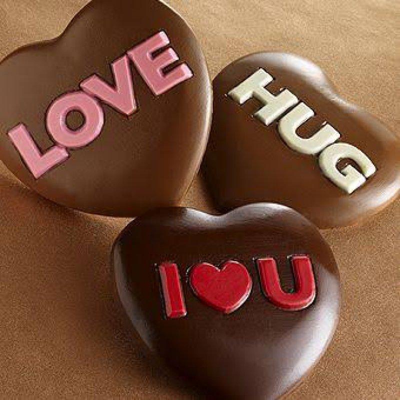 Sevgili çikolatası