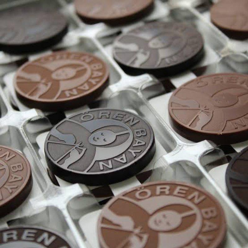 Kurumsal Çikolata - Ören Bayan